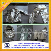 Solas Approved Aluminum Foils Protective Suit