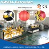 PVC/PP/PE/EVA Flexible Pipe Extruder, Plastic Drainage Tube Making Machine