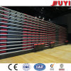 Factory Price Telescopic Grandstand Retractable Bleacher Manual Tribune for Auditorium