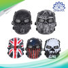 Army Games Mesh Eye Shield Protection Halloween Party Skull Skeleton Mask Airsoft Paintball Full Face Mask