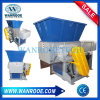 Single Shaft Waste Wood Plastic Barrel Shredder