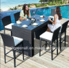 4/6 Seaters Outdoor Rattan Wicker Bar Patio Furniture