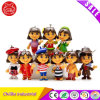 Kids The Explorer DIY Girl Cartoon Figure Toy