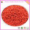 Polyethylene Red Masterbatch Guanule for PVC Resin