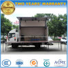 6 Tons Mobile LED Screen Truck 30 M2 Stage Performing Vehicle