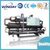 Water Cooled Screw Chiller for Beverage (WD-390W)