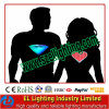 Wireless EL T-Shirt for Couples