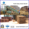8ton Capacity Horizontal Hydraulic Straw Baling Machine