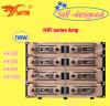 Hi-Fi Style H-Class Circuit Power Amplifier