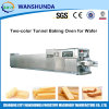 Two Color Wafer Tunnel Baking Oven