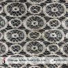 Thick Cord Circle Pattern Lace Fabric (M3149)