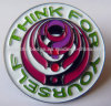 Customized Nickel Plating Spin Lapel Pins
