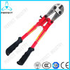 Steel Tube with Rubber Grip Replaceable Jaw Wire Clippers
