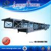 2 Axles Lowbedr Car Transportation Semi Traile