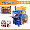 Newest Model Hr4-14 Clay Soil Interlocking Hydraulic Brick Making Machine
