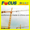 Quality Guaranteed Qtz Series Tower Crane, Swing Crane, Jib Crane