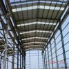 Gable Frame Steel Structures Shelter Warehouse Metallic