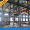 China Warehouse Hydraulic Lift Warehouse Cargo Lift with CE
