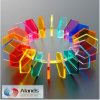 Transparent Color Cast Acrylic Sheet in Different Size
