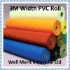 3m Width PVC Laminated Fabric Roll Tarpaulin