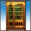New Direction Red Cedar Wood Infrared Sauna House (IDS-LC20)