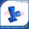 Epoxy Coating Ductile Cast Iron Double Socket with Duckfoot Short Radius 90 Bend/Elbow