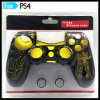 Hot Decorative Pattern Transformers Soft Silicone Case for PS4 Controller
