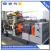 Two Roll Rubber Sheet Mixing Machine with Stock Blender