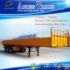 Tri-Axle 50t Side Board Semi Truck Trailer (LAT9380T)