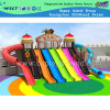 Colorful Outdoor Playground Slide for Kids (H14-03255)