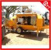 Korea Concrete Pump, Small Diesel Concrete Pump