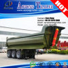 28t Hydraulic Cylinder Dump Truck Trailer/Tipper Rear Tipper Truck Trailer