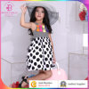 Summer Polka DOT Cotton Girl Dress, Casual Clothing for Kids