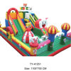 2015 Best Sale Crazy Fun Inflatable Bouncer (TY-41251)