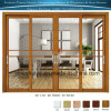 Factory Price 1.6mm Thickness Aluminium Profile Heavy Duty Sliding Doors