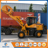 Chinese 1.5ton Log Grapple Wheel Loader with/Without Quick Hitch