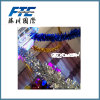 PVC Christmas Ornaments Tinsel for Christmas Decoration