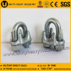 China Supplier U. S. Type Drop Forged G 450 Wire Rope Clip