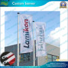 Coporation Flag with Plastic Hooks, Custom Flag (NF02F06022)