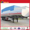 ISO Saso 3xles 50m3 Oil Tank Semi Trailer