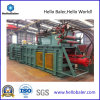 Auto Horizontal Hydraulic Waste Paper Baler with Conveyor