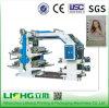 Ytb-4800 4colours 800mm Width T-Shirt Bag Flexo Printing Equipment