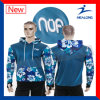 Healong Fashion Sportswear Sublimation Printing Crop Hoodie (S2101008)