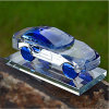 Delicate Crystal Car Model for Car or Office Decoration