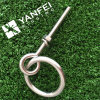 Stainless Steel 304/316 Lifting Eye Bolt with Ring and Nut