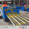 Metal Steel Trapezoidal Roofing Sheet Roll Forming Machine