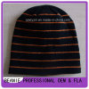 Design Your Own Flexfit Striped Beanie Cap and Hat