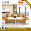 Big Size Meeting Desk Furniture 8 Person Conference Table (UL-MFC498)