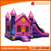 Commercial Rental Inflatable Bouncer Jumping Castle Combo with Slide (T3-225)