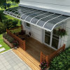 Aluminum Polycarbonate Window Awning